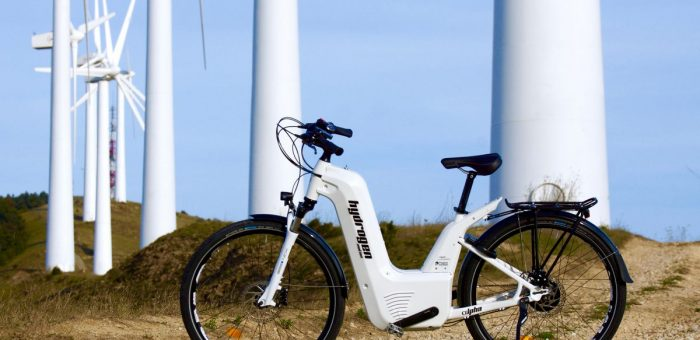Le vélo à hydrogène : une solution de mobilité verte made in France